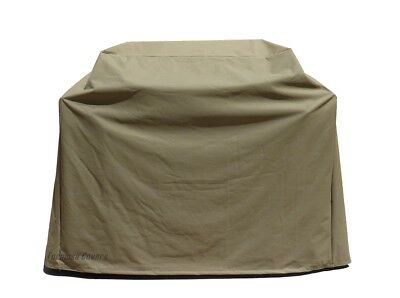"""Outdoor Patio Yard Garden BBQ  Barbecue Grill Cart Cover 56""""L New Storage Cover"""