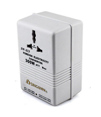 Voltage Converter Transformer Sw-S13 Step Up Down 300W From 220 To 110V&220-110V