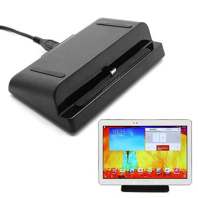 Sync Charger Dock Holder Station Fr Samsung Galaxy Note10.1 2014 Edition SM-P600