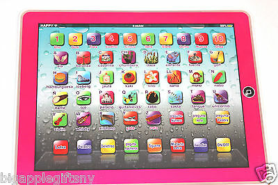 Y-pad SPANISH Computer Tablet Learning Education Machine Toy Gifts for Kids 3 +