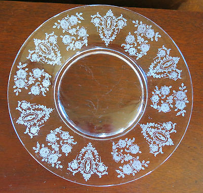 Tiffin Cherokee Rose Luncheon Plate(s)