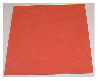 "New 15x15"" silicone rubber pad mat for t-shirt heat press sublimation transfer"