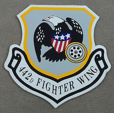 US Air Force Decal / Sticker / 442nd Fighter Wing