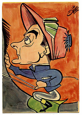 JEAN MASSARD.SPORT.HIPPISME.LES JOCKEYS.CARICATURE.éDITIONS BORDE.