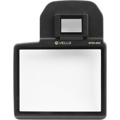 Vello Snap-On LCD Screen Protector for Canon 5D Mark II