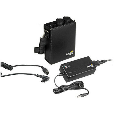 Impact Mini LiteTrek (LT) Battery Pack and Charger With CKE Cable for Nikon
