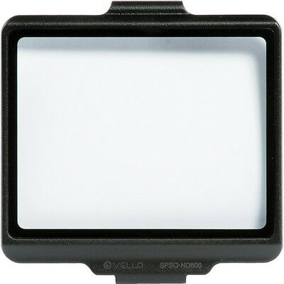 Vello Snap-On LCD Screen Protector for Nikon D800