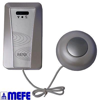 Auto Hands Free Toilet Flush -For Push Button Type Cistern- Infrared (CAT 67TB1)