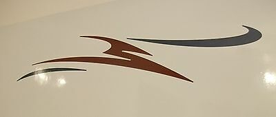 COACHMEN SPIRIT OF AMERICA DECAL FRONT SOA TRAVEL TRAILER  LOGO STRIPES GRAPHICS