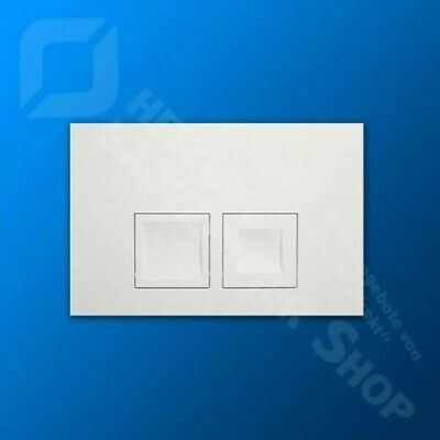 Geberit Push plate Delta 50 white od. chrome