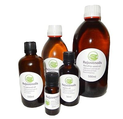 Argan Grapeseed Jojoba Rosehip Sweet Almond Borage Carrier Oils