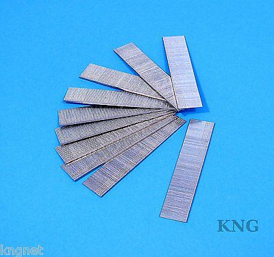 1000 Tacwise 20mm Brad Nails 18 Gauge/18g/180 Galvanised for Gun 3/4""