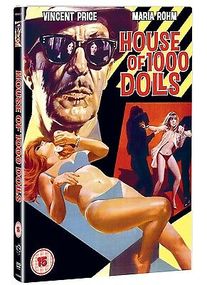 House of 1000 Dolls - DVD NEW & SEALED - Vincent Price