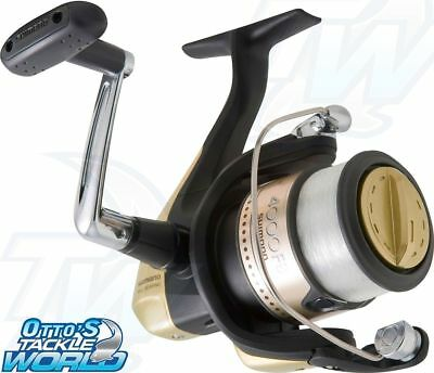 Shimano Hyperloop Spinning Fishing Reel with line  BRAND NEW @ Ottos Tackle Worl