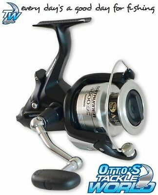 Shimano Baitrunner OC Spinning Fishing Reel BRAND NEW at Otto's Tackle World