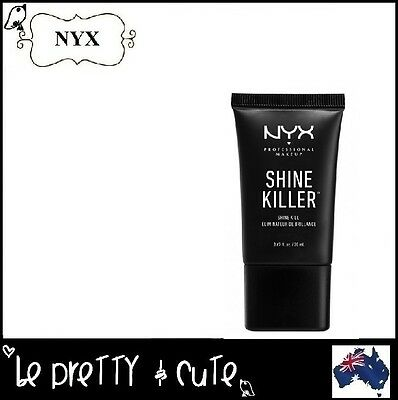 NYX SHINE KILLER SK01 Foundation Primer Smooth Finish Oil Free Makeup Base