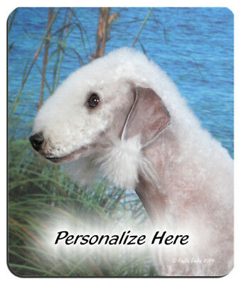 Bedlington  Terrier  Personalized  Mouse Pad