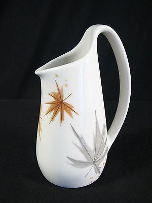 Vintage Iroquois Harvest Time by Ben Seibel Covered Creamer