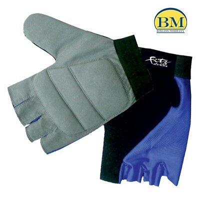 Wheelchair Pushing Gloves Amara Fitz Leica Wheelchair Accessory Disability Aids
