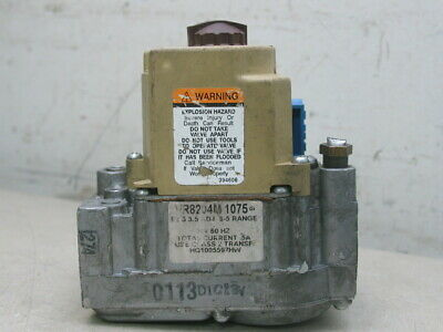 Honeywell VR8204M1075 HVAC Furnace Gas Valve