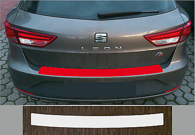 Bumper Strip Protective Film Clear Seat Leon st Estate, 2013-2017