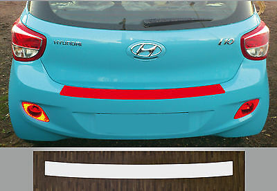 Bumper Protection Paint Protection Foil transparent Hyundai i10, from 2013