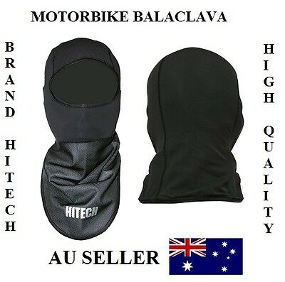 HITECH Motorcycle Balaclava Ski Thermal Fleece Balaclava Snow Skiing Balaclava