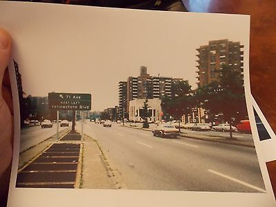 1981 Queens Blvd Yellowstone Forest Hills TAXI NYC New York City Photo