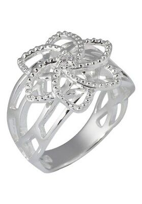 Ring, The Hobbit Jewelry Collection, »19009963 Nenya Glam« , silber 925