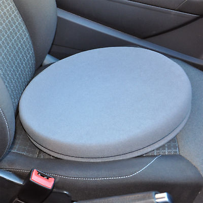360 Degrees Swivel Seat Turning Cushion Rotating Home Office Car Revolving Chair