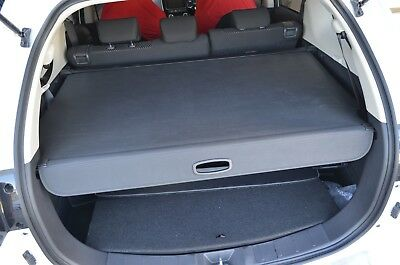 Cargo Trunk Retractable Luggage Blinder Cover for Mitsubishi Outlander ZH 10-12