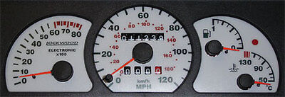 Lockwood Fiat Cinquecento Sporting RED (G) Dial Kit 40PPP