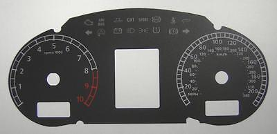 Lockwood Lamborghini Gallardo BLACK Dial Conversion Kit C133