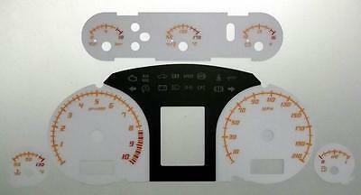 Lockwood Lamborghini Gallardo WHITE Dial Conversion Kit C832