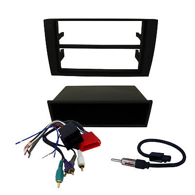 RADIO REPLACEMENT INTERFACE w/Steering Wheel Controls & Antenna for on