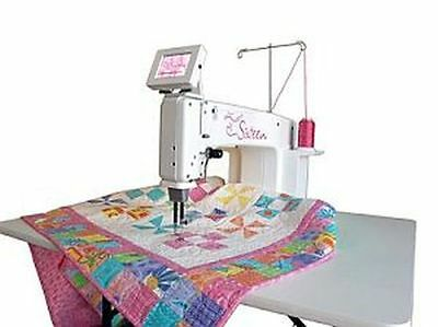 Handi Quilter - HQ Sweet 16 Longarm Quilting Machine for Sit-down use NEW SEALED