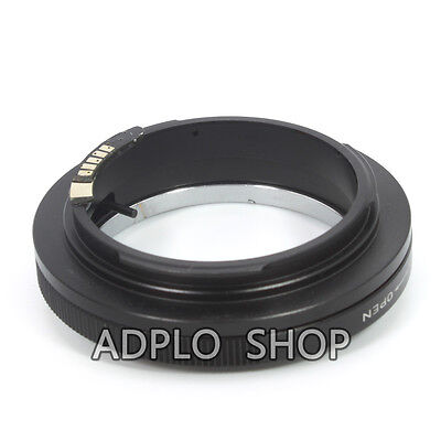 Af confirm Lens Adapter Ring For Confirm FD Lens To Canon EOS EF