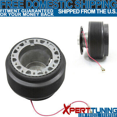 Fits 92-96 Prelude JDM Style Boss Kit Steering Wheel Hub Adapter