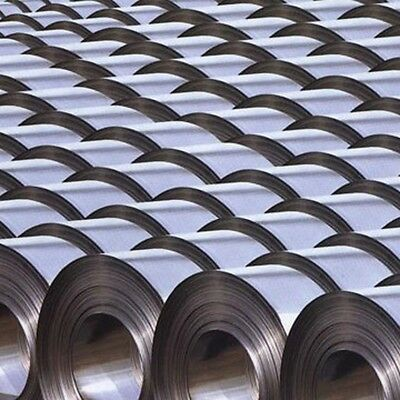 Galvanized Sheet Metal Rolls Up-to 300' Long Price Per SQUARE Ft Roof Siding