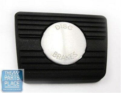 Manual With Disc Brakes 1968-74 Chevrolet Cars Brake Pedal Pad