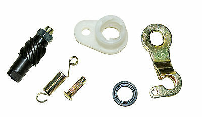 Yamaha DT50MX Clutch Operating Arm Mechanism - also DT50 RD50 TY50
