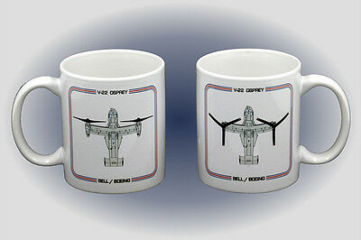V-22 Osprey Coffee Mug - Dishwasher and Microwave Safe