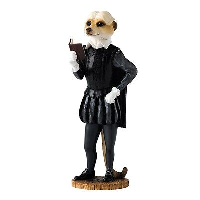 Country Artists Magnificent Meerkats CA04150 William Meerkat