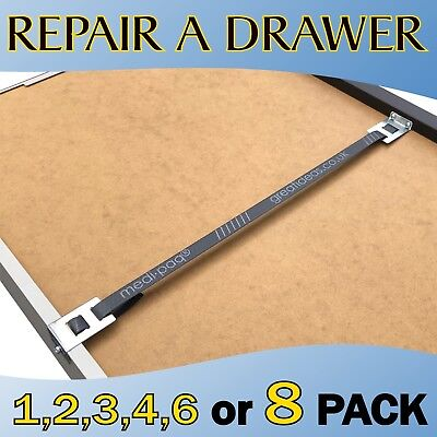 Repair A Drawer - Fix A Sagging Set of Drawers in MINUTES – STRONGEST on Market