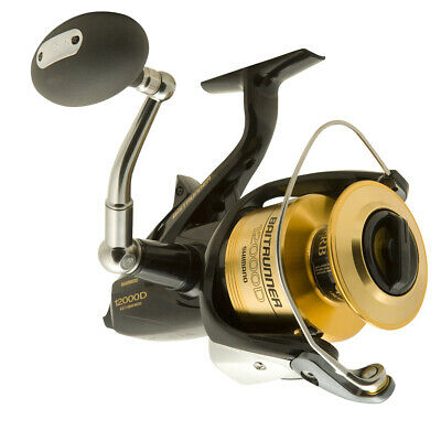 Shimano Baitrunner 12000D Spinning Fishing Reel BRAND NEW at Otto's Tackle World