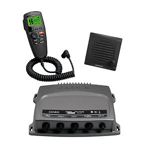 GARMIN VHF 300 with GHS10 included!