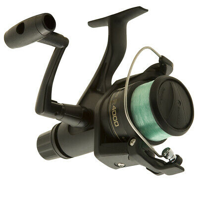 Shimano iX 4000 R Spinning Fishing Reel WITH Mono Line BRAND NEW at Otto's