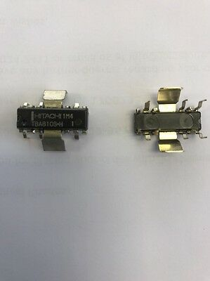 Tba810Sh Hitachi 7W Audio Amplifier Ic