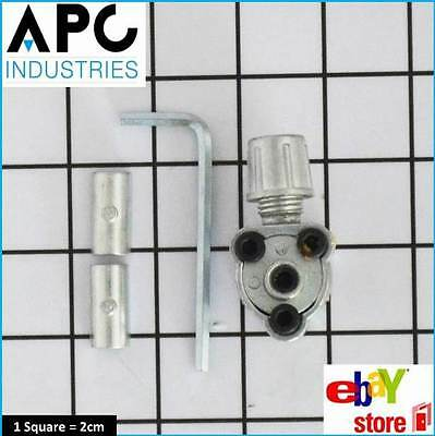 "Genuine Supco Bullet Piercing Valve For 1/4"" , 5/16"" , 3/8"" Tubing Part # Rf002"