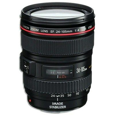 Canon EF 24-105mm f/4L IS USM Autofocus Lens *NEW*